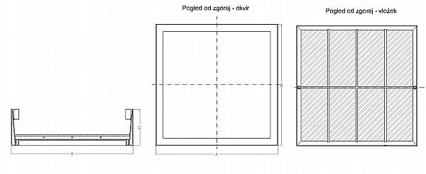 oljni jasek za tlakovce-Model